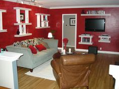 Floating Shelves Installation : Decorating : Home & Garden Television
