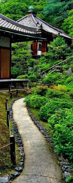 Reikan-Ji Temple in Kyoto, Japan • photo: William Corey Gallery