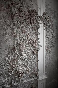 Georgy's wall photos - Diy Wallart Plus Plaster Art, Plaster Walls, Sculpture Painting, Wall Sculptures, Indian Home Interior, Home Interior Design, Bedroom Murals, Wall Murals, Cheap Wall Decor