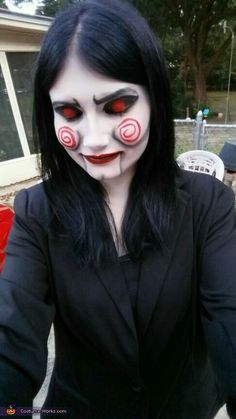 Jigsaw - Halloween Costume Contest via @costume_works