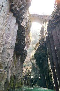 高千穂峡の風景