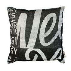 Players Welcome Cushion Cover $64