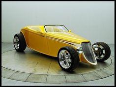 1933 Speedstar Roadster