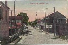 City of Thibodaux, Louisiana - Pages from the Past