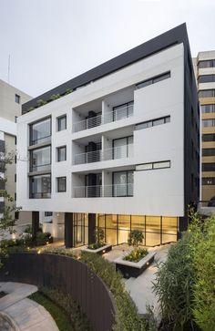 80 Best Modern Apartment Architecture Design 2017 https://decomg.com/80-best-modern-apartment-architecture-design-2017/