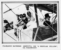 1925 - A REGULAR FELLOW - A. Edward Sutherland - (CINEARTE, May 19, 1926, Rio de Janeiro, Brazil)