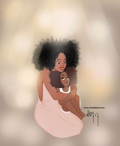 40 Trendy Ideas For Mother Nature Drawing Woman Black Art Art Black Love, Black Girl Art, My Black Is Beautiful, Black Girl Magic, Black Girls, African American Art, African Art, Art Afro, Black Art Pictures