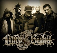Limp Bizkit - Greatest Nu Metal band in the world.