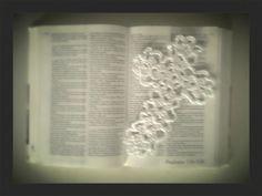 Gehaakt kruis, boekenlegger :: My Boggle