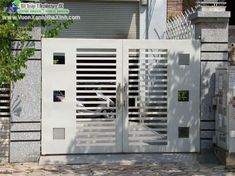 1 new message Gate Wall Design, Home Gate Design, House Main Gates Design, Steel Gate Design, Front Gate Design, Pooja Room Door Design, Main Door Design, House Front Design, Front Gates
