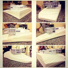 Architectural Model  Casa de Vidro - Lina Bo Bardi by thiagomira