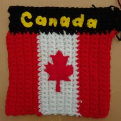 Canada from Heather M. To learn more about our organization go to www.knit-a-square.com To meet our members and see more of our knitting and crochet go to http://forum.knit-a-square.com/