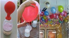 Vare sig det är ett väldigt enkelt tillfälle ellerårhundradets fest så lyckas ballonger alltid liva upp stämningen rejält. Vanligen brukas de blåsas upp med helium så att de står upp, men…