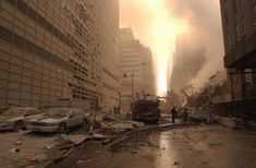 Anglonautes > History > USA > 21st century > 11 September 2001 - 9/11 terrorist attacks / Bin Laden