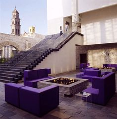 Hotel Boutique La Purificadora  in Puebla, México by Legorreta + Legorreta & Serrano Monjaraz Arquitectos