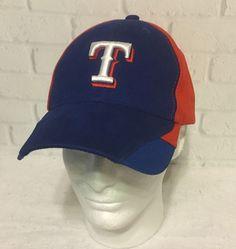 Texas Rangers Coca Cola Tetco Baseball Cap Hat MLB Adjustable Fit  #Melonwear #TexasRangers