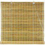 Buy Bamboo Roll-up Blinds at Walmart.com $44