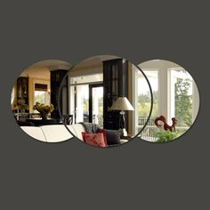 Vidraçaria Show Glass - Vidros, Espelhos e Molduras » Espelho Decorativo