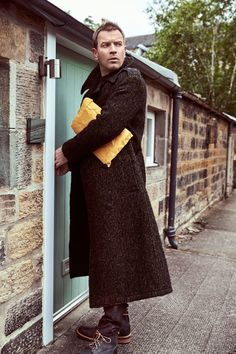 The King of Scotland - Ewan McGregor; photo credit Dusan Reljin
