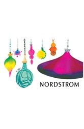 Nordstrom Merry Ornaments Gift Card
