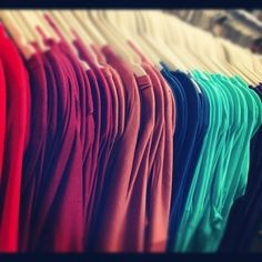 Southern Trend Alert: Piko Shirts. I have a hundred.