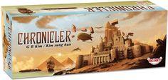Chronicler - Board Game - New #Deinko