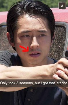 "27 Snapchats Only ""Walking Dead"" Fans Will Understand"