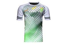 Sudáfrica Springboks 7s 2015/16 Alternativa Pro - Camiseta de Rugby