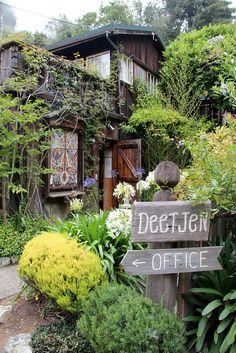 Deetjen's restaurant at Big Sur Inn Carmel California, California Living, California Coast, California Travel, Dream Vacations, Vacation Spots, Historical Landmarks, Monterey County, Closer To Nature
