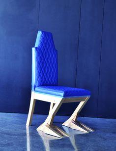 Furniture BIRD CHAIR by Industrial Designer Cinthya Castrejon