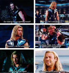 Best Thor Quotes 104 Best Thor quotes! images | Jokes, Funny stuff, Haha Best Thor Quotes
