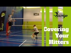 How to make your hitters better - Volleyball Tip #40 - YouTube
