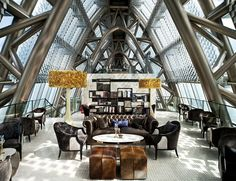 The St. Regis Shenzhen—Library by St. Regis Hotels and Resorts, via Flickr
