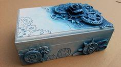 Jamies craft: Painted cluster