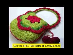 awesome bags, purses and pocket books! crochet purse tutorial - Knitting Story