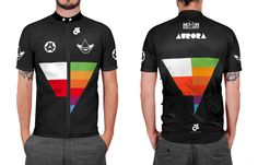 AURORA x MONOW Bike Jersey - Cyclocross ist der Radsport und steht für Querfeldeinrennen, Schnelligkeit und jede Menge Spaß das ganze Jahr über.