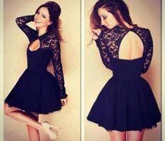 sexy lace dress <3