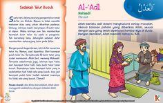 Kisah Asma'ul Husna Al-'Adl