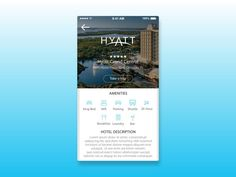 Hotel App 2 by Isnan Nugraha