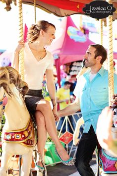 A preview of our state #fair #engagement session...   from @Jessica Q Photography
