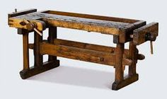 Image result for antique workbenches