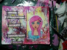 ART-JOURNAL: Mis muñecas 1