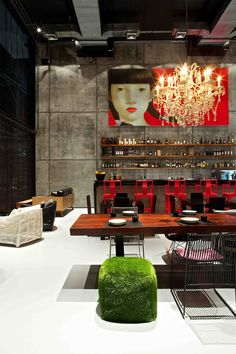 Design Hotel's The Library at Koh Samui on Chaweng Beach