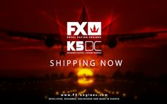 The new #FX engine K5 DC has been already shipping to all distributors. Make sure to pre-order yours. #RCcar