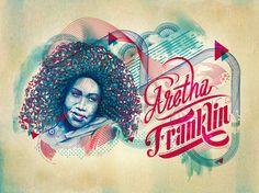 New York Jazz Fest • BoomArtwork - Illustration, graphic design & custom lettering by Eric van den Boom