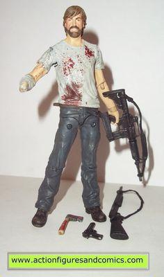 The Walking Dead RICK GRIMES series 3 mcfarlane toys action figures