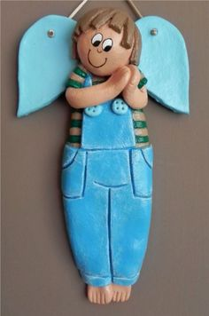 Clay Wall Art, Ceramic Wall Art, Ceramic Clay, Clay Art, Salt Dough Crafts, Salt Dough Ornaments, Pottery Designs, Pottery Art, Salt Dough Decorations