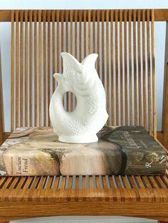 ceramic fish jug