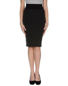 PIERRE BALMAIN Knee Length Skirt. #pierrebalmain #cloth #skirt