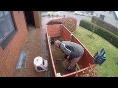 Bau eines neuen Hochbeetes / Hochbeet selber bauen DIY - YouTube Gopro, Filmmaking, Spa, Cottage, Youtube, Garden, Home And Garden, Projects, Tips